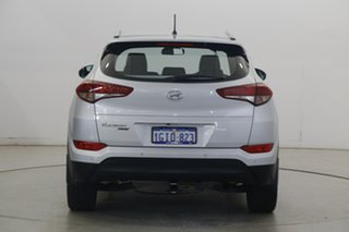 2017 Hyundai Tucson TL MY18 Active X 2WD Platinum Silver 6 Speed Sports Automatic Wagon