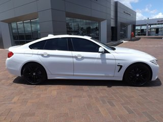 2014 BMW 4 Series F36 420d Gran Coupe Modern Line 8 Speed Sports Automatic Hatchback.