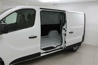 2020 Renault Trafic X82 Pro 85kW Glacier White 6 Speed Manual Van