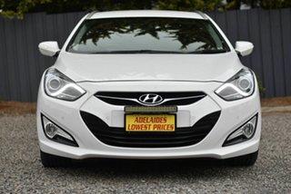 2012 Hyundai i40 VF Elite Tourer White 6 Speed Sports Automatic Wagon.