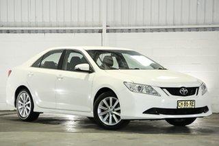2016 Toyota Aurion GSV50R AT-X White 6 Speed Sports Automatic Sedan.