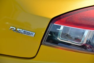 2014 Renault Megane III D95 Phase 2 R.S. 265 Cup Premium Yellow 6 Speed Manual Coupe