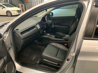 2016 Honda HR-V MY16 VTi-L Silver 1 Speed Constant Variable Hatchback