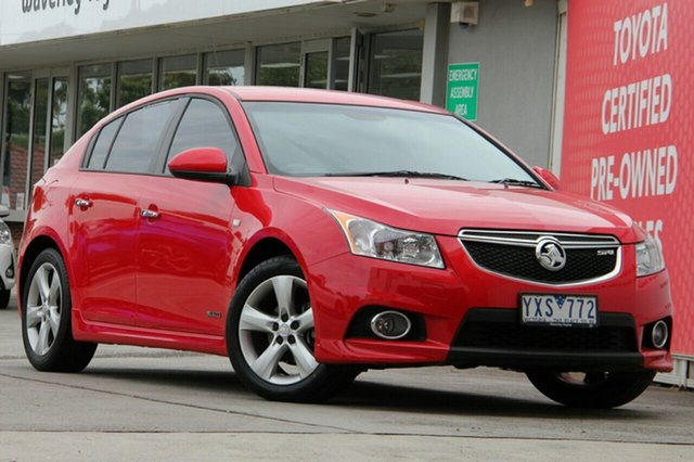 Pre-Owned Holden Cruze Glen Waverley, CRUZE SRi