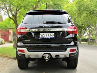 2020 Ford Everest UA II 2020.75MY Trend Shadow Black 6 Speed Sports Automatic SUV