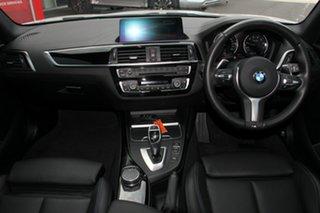 2018 BMW 1 Series F20 LCI-2 125i M Sport Alpine White 8 Speed Sports Automatic Hatchback