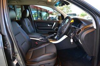 2016 Ford Territory SZ MkII TS Seq Sport Shift Smoke 6 Speed Sports Automatic Wagon.