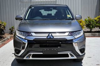 2020 Mitsubishi Outlander ZL MY21 ES 2WD Titanium Grey 6 Speed Constant Variable Wagon