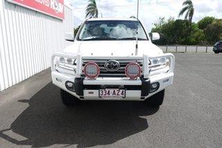 2018 Toyota Landcruiser VDJ200R LC200 Sahara (4x4) 6 Speed Automatic Wagon