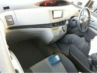 2006 Toyota Estima GSR50W Aeras White Automatic Wagon.