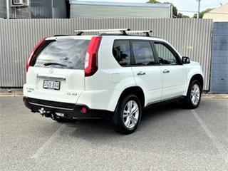 2013 Nissan X-Trail T31 Series V TS White 6 Speed Manual Wagon.