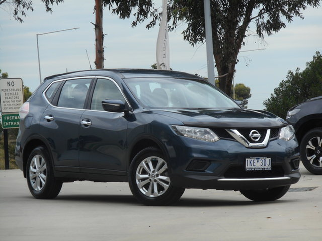 Used Nissan X-Trail T32 ST X-tronic 4WD Ravenhall, 2015 Nissan X-Trail T32 ST X-tronic 4WD 7 Speed Constant Variable Wagon