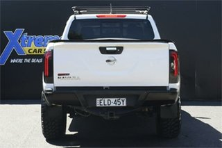 2015 Nissan Navara D23 RX White 6 Speed Manual Cab Chassis