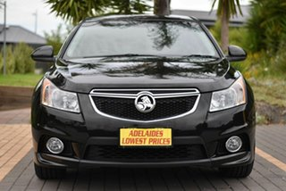 2014 Holden Cruze JH Series II MY14 SRi Black 6 Speed Manual Sedan.