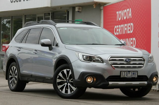 Pre-Owned Subaru Outback Glen Waverley, OUTBACK 2.0D PREMIUM