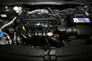 2014 Hyundai i20 PB MY15 Active Black 4 Speed Automatic Hatchback