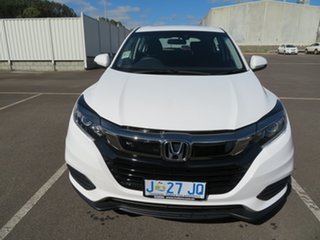 2020 Honda HR-V MY21 VTi Taffeta White 1 Speed Constant Variable Hatchback.