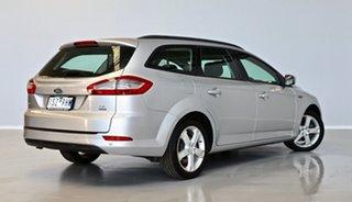 2012 Ford Mondeo MC LX PwrShift TDCi Silver 6 Speed Sports Automatic Dual Clutch Wagon.