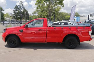 2017 Ford Ranger PX MkII XL True Red 6 Speed Manual Utility