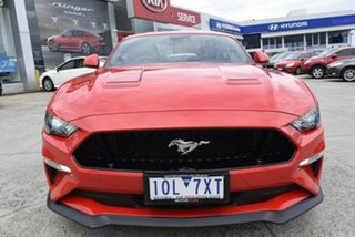 2018 Ford Mustang FN 2018MY GT Fastback SelectShift Red/Black 10 Speed Sports Automatic Fastback.