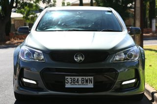 2016 Holden Commodore VF II MY16 SV6 Black Grey 6 Speed Sports Automatic Sedan