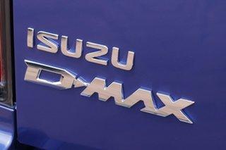 2020 Isuzu D-MAX RG MY21 LS-U Crew Cab Cobalt Blue 6 Speed Sports Automatic Utility