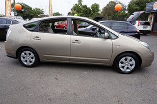 2007 Toyota Prius NHW20R Gold 1 Speed Constant Variable Liftback Hybrid.