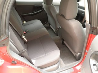 2003 Subaru Impreza S MY03 RV AWD Red & Light Grey 5 Speed Manual Hatchback
