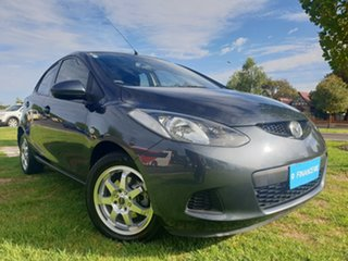 2009 Mazda 2 DE10Y1 Neo Grey 5 Speed Manual Hatchback.