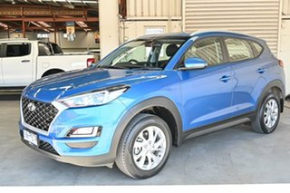 2018 Hyundai Tucson TL MY18 Active X 2WD Blue 6 Speed Sports Automatic Wagon