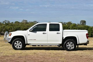 2011 Holden Colorado RC MY11 LT-R Crew Cab White 4 Speed Automatic Utility