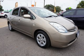 2007 Toyota Prius NHW20R Gold 1 Speed Constant Variable Liftback Hybrid