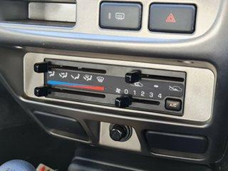 2011 Nissan Navara D22 S5 ST-R Polar White 5 Speed Manual Utility