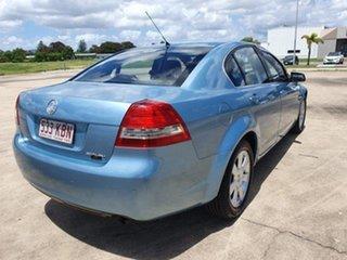 2006 Holden Berlina VE Blue 4 Speed Automatic Sedan.