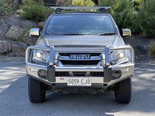 MY17 LS-U UTE CREW 4dr M 6sp 924kg 3.0DT.