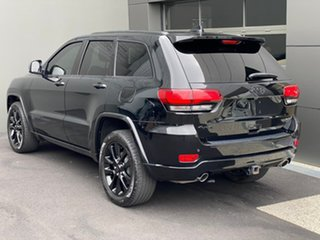 2017 Jeep Grand Cherokee WK MY17 Blackhawk Black 8 Speed Sports Automatic Wagon