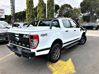 2018 Ford Ranger PX MkII 2018.00MY FX4 Double Cab White 6 Speed Manual Utility