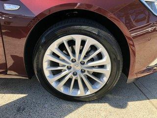 2018 Holden Calais ZB MY18 Liftback Red 9 Speed Sports Automatic Liftback