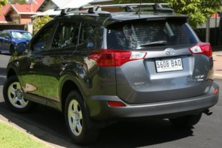 2014 Toyota RAV4 ZSA42R MY14 GX 2WD Grey 7 Speed Constant Variable Wagon.