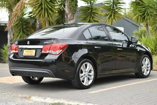 2014 Holden Cruze JH Series II MY14 SRi Black 6 Speed Manual Sedan