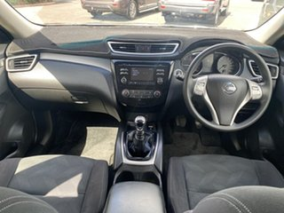 2017 Nissan X-Trail T32 TS 4WD Grey 6 Speed Manual Wagon