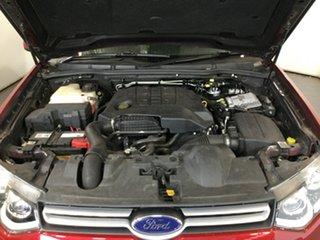 2012 Ford Territory SZ TS Seq Sport Shift Red 6 Speed Sports Automatic Wagon