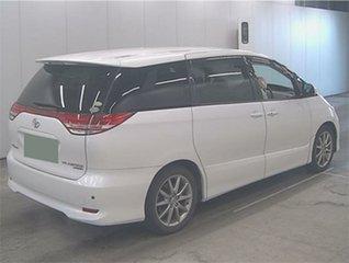 2006 Toyota Estima GSR50W Aeras White Automatic Wagon