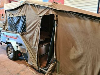 2016 Kimberley Kampers KAMPER PLATINUM Camper Trailer