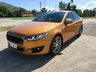2015 Ford Falcon FG X XR6 Gold 6 Speed Manual Sedan