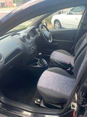 2008 Ford Fiesta Black 5 Speed Manual Hatchback