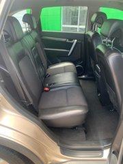 2011 Holden Captiva Beige Automatic Wagon