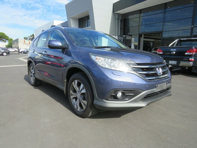 Used Honda CR-V RM MY14 VTi-S 4WD Edwardstown, 2013 Honda CR-V VTi-S 4WD Wagon