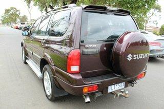2002 Suzuki XL-7 JA Limited Edition Purple 4 Speed Automatic Wagon