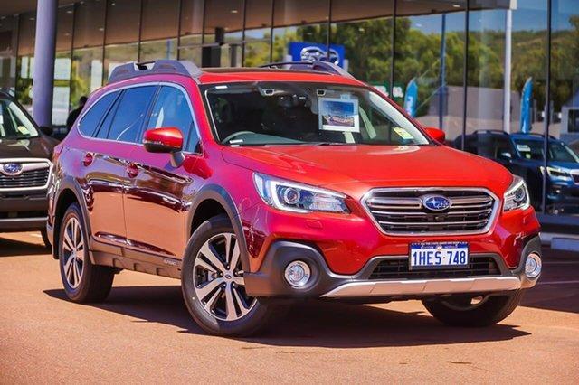 Demo Subaru Outback 2.5I Premium Gosnells, 2020 Subaru Outback 5GEN 2.5I Premium Red Constant Variable SUV
